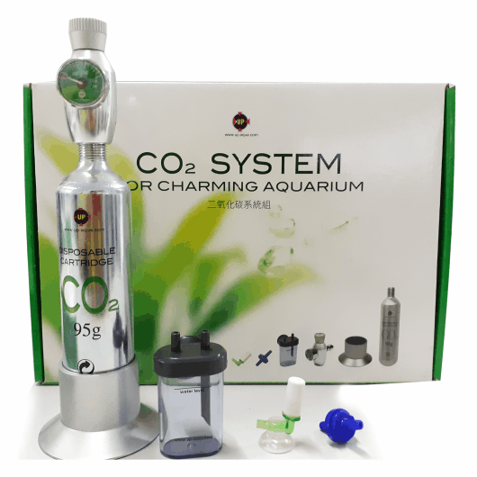 UP-AQUA CILINDRO CO2 KIT MAN.DIF.CON.BOL.95G A-149