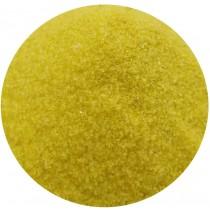Areia color amarela 1 kg