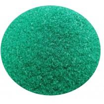 Areia color verde 10kg