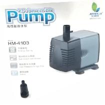Bomba submersa jeneca hm- 4103 1200l/h 220v