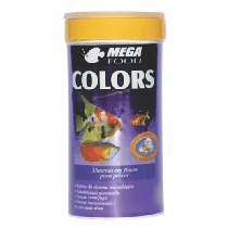 Mega food flocos colors 10g