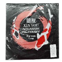 Esponja bio xinyou 35ppl preta xy-1038 45x45x5cm