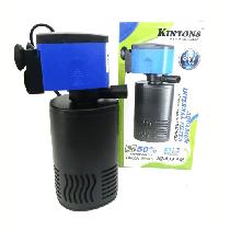 Filtro interno kintons iq-633 1400l/h 8w 110v