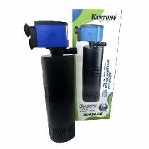 Filtro interno kintons iq-634 1800l/h 8w 110v