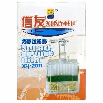 Filtro movido a ar interno xinyou xy-2011 completo