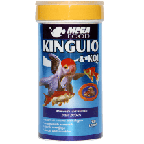 Mega food kinguio e carpinha granulado 30g
