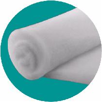 La manta filtrante dy'aqua unidade 20cmx75cm