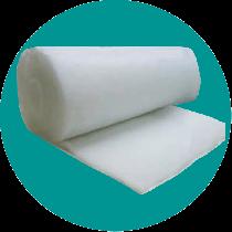 La manta filtrante dy'aqua rolo com 30 metros