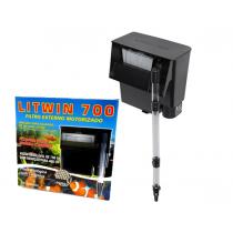 Filtro externo litwin 700l/h 220v