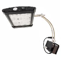 Luminaria de led clip 9w jy-165-9 110v/220v br/az