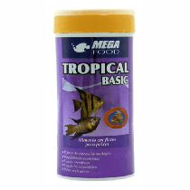 Mega food flocos basic 10g