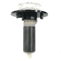 Peça de reposição kintons impeller + eixo bomba submersa eco 12000