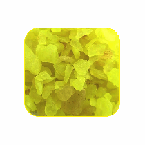 Pedra color amarela fluorescente 10kg