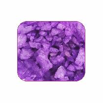 Pedra color lilás 10kg