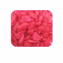 Pedra color vermelha 10kg