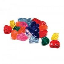 Enfeite plástico mr.pet pedras coloridas 150g
