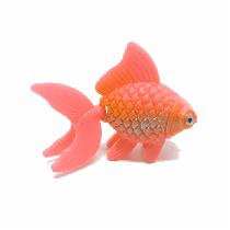 Peixe flutuante f-42c com 1 unidade (kinguio-rosa)