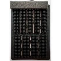 Refil aleas/jeneca filtro externo xp-08 placa biol