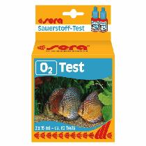Teste sera 02 test 15ml (teste de oxigênio)