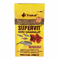 Tropical supervit mini granulat 10g sachet