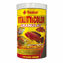 Tropical vitality & color granulat 138g
