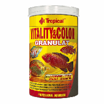 Tropical vitality & color granulat 55g