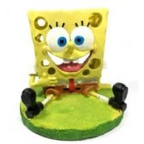 "Enfeite resina penn plax 6"" spongebob sbr40"