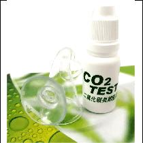 Up aqua teste de co2 monitoramento longo vidro d-529