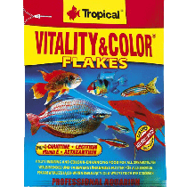 Tropical vitality & color flakes 12 sachet